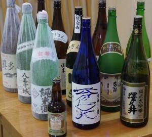 2015年東京の地酒